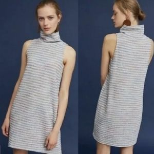 Akemi + Kin Tweed Mock Neck Dress